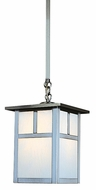 Arroyo Craftsman MSH-15 Mission Craftsman Outdoor Hanging Pendant Light - 15 inches wide