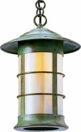 Arroyo Craftsman NH-19L Newport Nautical Outdoor Hanging Pendant Light - 63.75 inches tall