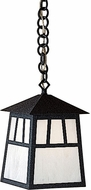 Arroyo Craftsman RH-8 Raymond Craftsman Outdoor Hanging Pendant Light - 48.75 inch long