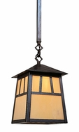 Arroyo Craftsman RSH-8 Raymond Craftsman Outdoor Hanging Pendant Light - 43 inch long