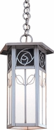 Arroyo Craftsman SCH-12 Saint Clair Craftsman Outdoor Hanging Pendant Light - 50.375 inch long