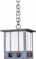 Arroyo Craftsman SSH-8 State Street Craftsman Outdoor Hanging Pendant Light - 7.5 inches wide