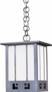 Arroyo Craftsman SSH-11 State Street Craftsman Outdoor Hanging Pendant Light - 11.25 inches wide
