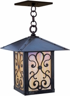 Arroyo Craftsman TRH-16AS Timber Ridge 16 inch Outdoor Pendant with Ashbury Filigree