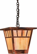 Arroyo Craftsman SH-11 Savannah Craftsman Outdoor Hanging Pendant Light - 11 inches wide