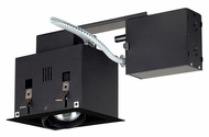 Jesco MGRP20-1BB Double Gimbal PAR20 Remodel Black Recessed Light