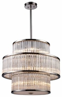 ELK 10130/5+5+5 Braxton Crystal 15-Light Chandelier