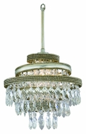 Corbett 132-41 Diva 1 Light 12 Inch Tall Mini Pendant Light Fixture
