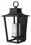 Hinkley 1745BK Sullivan Large 23 Inch Tall Black Finish Outdoor Wall Sconce