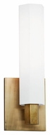 Hudson Valley 450-AGB Nyack Contemporary 13 Inch Tall Bath Lighting - Aged Brass
