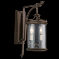 Fine Art Lamps 542281 Louvre 22.25 inch outdoor wall mount sconce in bronze