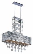 Maxim 22387STPN Symmetry Contemporary Polished Nickel Kitchen island Lighting