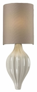 ELK 31370/1 Lilliana Aged Bronze Finish Transitional Lighting Sconce