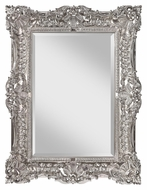 Feiss MR1190EP Wyndemere 51 Inch Tall Electric Platinum Traditional Mirror