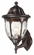 ELK 45001/1 Glendale Large Lower Mounting 16 Inch Tall Exterior Lighting Sconce