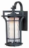 Maxim 30485WGBO Oakville Outdoor Large 17 Inch Tall Transitional Wall Light Sconce