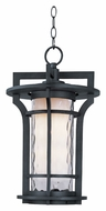 Maxim 30488WGBO Oakville Black Oxide 19 Inch Tall Outdoor Hanging Light Fixture