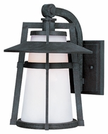 Maxim 3536SWAE Calistoga Large Exterior Transitional Wall Lighting Fixture - 15 Inches Tall