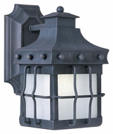Maxim 86081FSCF Nantucket EE Small Fluorescent 10 Inch Tall Exterior Sconce