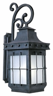 Maxim 86085FSCF Nantucket EE Large 32 Inch Tall Fluorescent Outdoor Wall Lamp