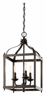 Kichler 42566OZ Larkin Medium Transitional Olde Bronze Foyer Pendant Lamp