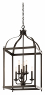 Kichler 42568OZ Larkin Large Transitional 18 Inch Wide Entryway Lighting - Olde Bronze