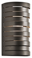 Kichler 43305OZ Roswell 9 Inch Tall Olde Bronze Modern Wall Sconce Lighting