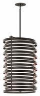 Kichler 43306OZ Roswell Olde Bronze 21 Inch Diameter Contemporary Entryway Lighting