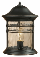 ELK 08169-MBG Madison Matte Black 16 Inch Tall Post Lamp Lighting