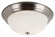 Trans Globe 13717 11 Inch Diameter Small Flush Lighting Fixture - Transitional