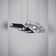 Tech 700LSJORN Jorn Linear Suspension Contemporary LED 54 Inch Wide Island Lighting Fixture