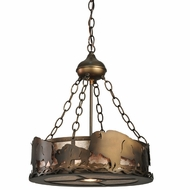 Get rustic chandeliers cheap affordable rustic lighting blowout rustic pendant lighting aloadofball