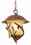 Rustic Outdoor Hanging Lights