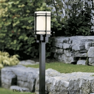 Wrought Iron Outoor Post Lights