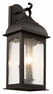 Trans Globe 40233 ROB Traditional Outdoor 24 Inch Tall Wall Lighting - Extra Large
