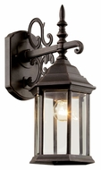 Trans Globe 4354 Large Traditional Style Exterior Wall Lighting - 19 Inches Tall