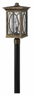 Hinkley 1499AM Randolph Large 20 Inch Tall Outdoor Post Lamp With Autumn Finish