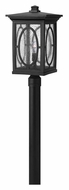 Hinkley 1499BK Randolph Large Traditional 20 Inch Tall Black Post Lighting