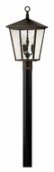 Hinkley 1431RB Trellis 17 Inch Tall Regency Bronze Outdoor Post Lighting