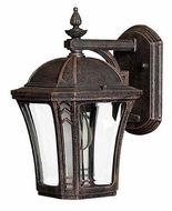 Hinkley 1336MO Wabash 10 Inch Tall Traditional Mocha Exterior Lighting Sconce