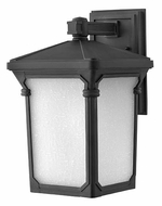 Hinkley 1354MB Stratford Large 16 Inch Tall Exterior Sconce Lighting - Museum Black