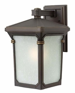 Hinkley 1354OZ Stratford Large Oil Rubbed Bronze 16 Inch Tall Outdoor Sconce