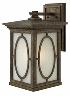 Hinkley 1495AM Randolph 19 Inch Tall Autumn Finish Outdoor Wall Light