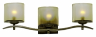 Kalco 2993 Stapleford 26 Inch Wide Bathroom Vanity Light Fixture - Tuscan Sun