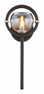 Kalco 6300 Wisbech Modern 17 Inch Tall Wall Lighting Fixture - Old Bronze