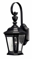 Hinkley 1700BK Camelot Black Small 15 Inch Tall Exterior Wall Lighting