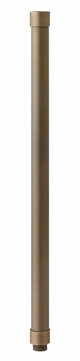 Hinkley 16918MZ Hardy Island Large 18  Brass Stem Mount