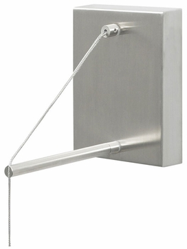 LBL CW001S Ona Wall Canopy 6  Tall Pendant Mount