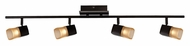AFX MTRF4200LEDRB3K Modern Oil Rubbed Bronze 36 Inch Long Monorail Light Kit