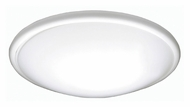 AFX CF20 White Finish Transitional Style Flush Mount Ceiling Lamp